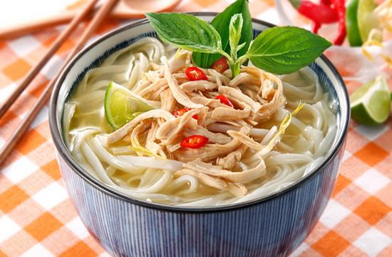 越南雞絲河粉 | 美食雅廚 YaCook