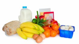 Basic Food Items