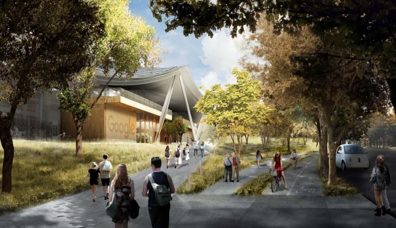 El buscador se muda: así será la nueva sede de Google