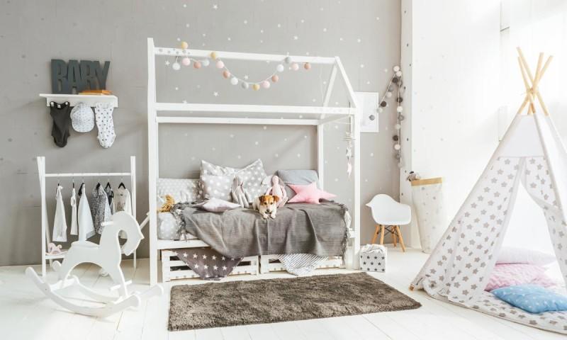 El mtodo Montessori para decorar una habitacin infantil