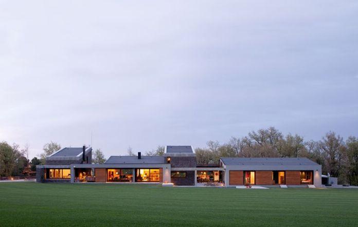 Casas prefabricadas de Roansa Habitat