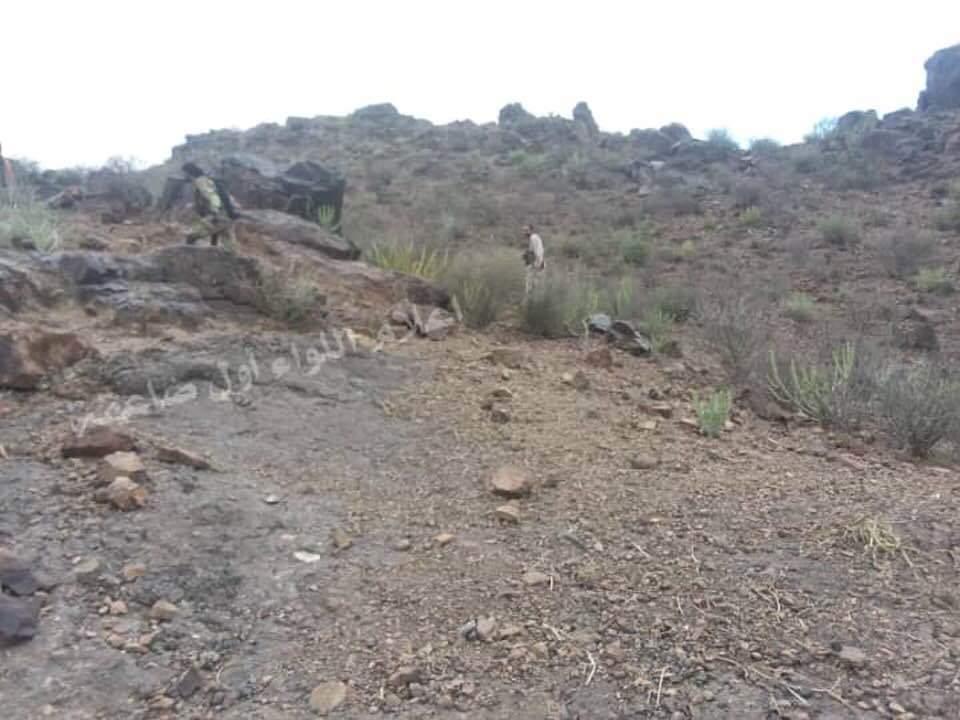قوات الصاعقة بالضالع تكسر هجوم للحوثيين على معسكر العللة وتتقدم صوب منطقة شخب