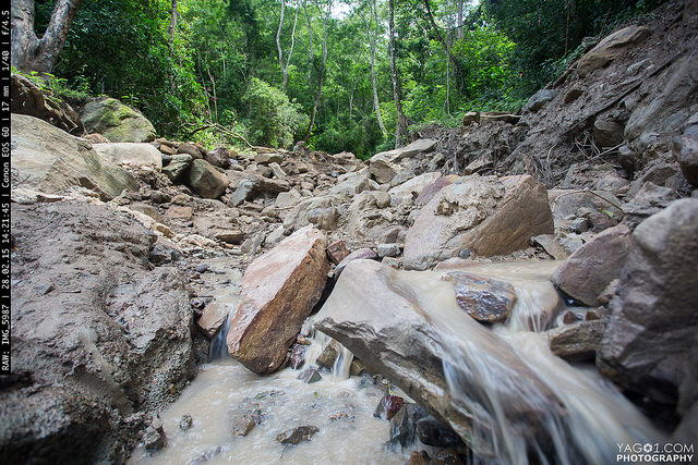 Water Bolivia