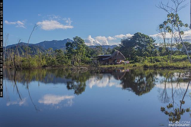 Rurrenabaque Water Landscape