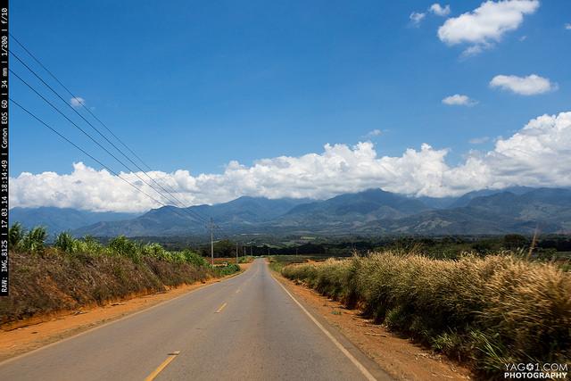 Costa Rica Volcan Puntarenas Landscape Roadtrip