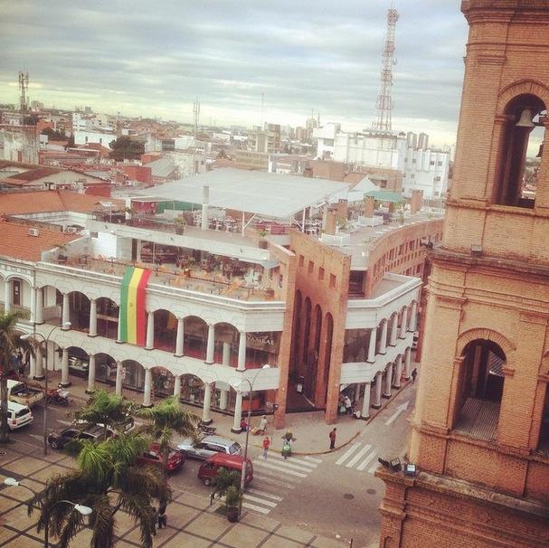 Santa Cruz De La Sierra Bolivia Plaza