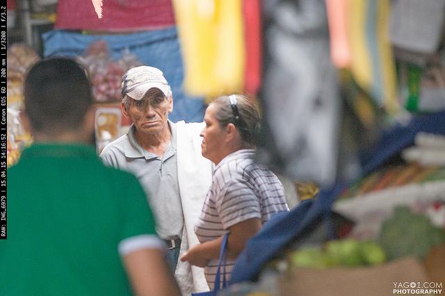 SantaCruzDeLaSierra Candid Portrait Old Man