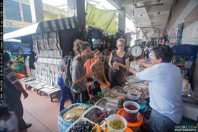 SantaCruzDeLaSierra Food Market