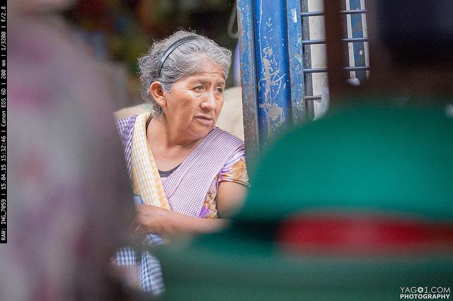 SantaCruzDeLaSierra Old Woman Bolivia