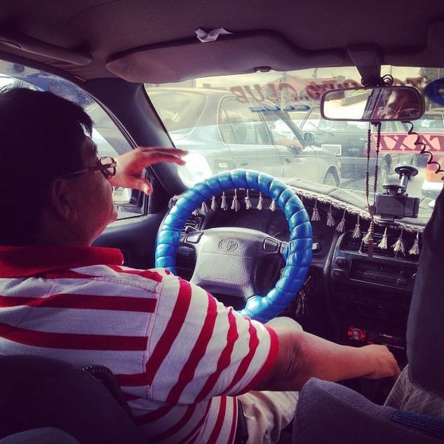 Taxi Driver Santa Cruz De La Sierra