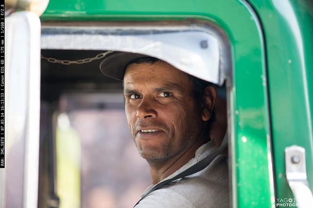 Trucker Tico de Costa Rica