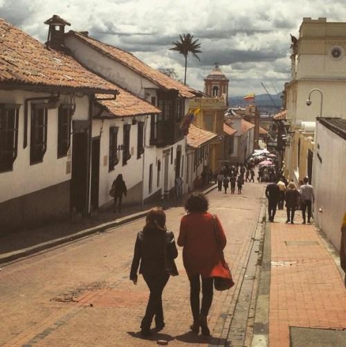 Bogota Candelaria Colombia