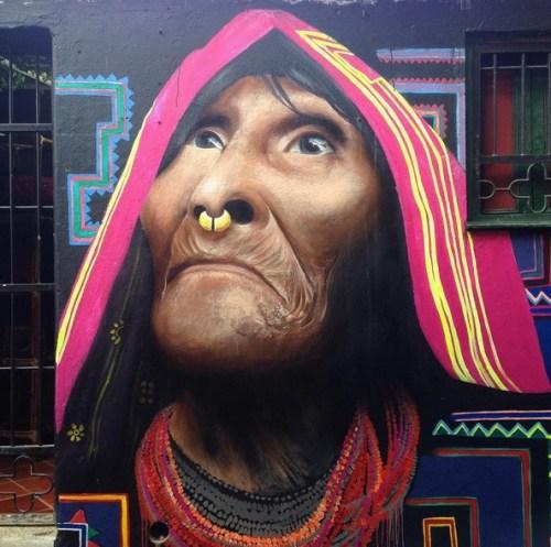 Bogota Colombia Art Grafitti 10
