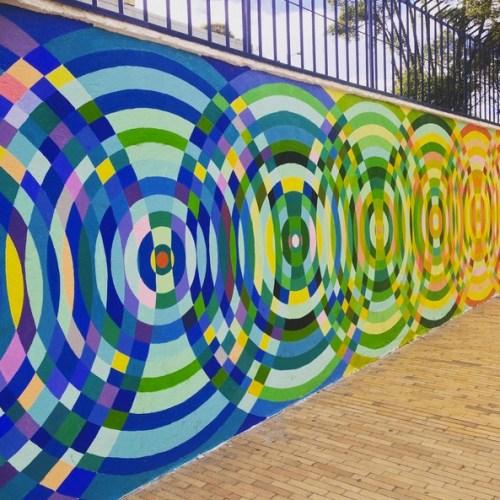 Bogota Colombia Art Grafitti 4