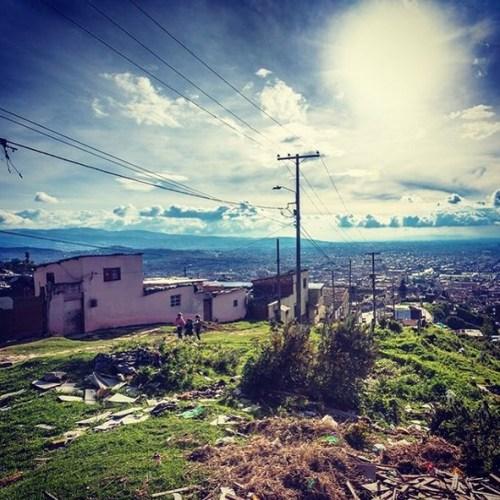 Colombia - Bogota - Bario