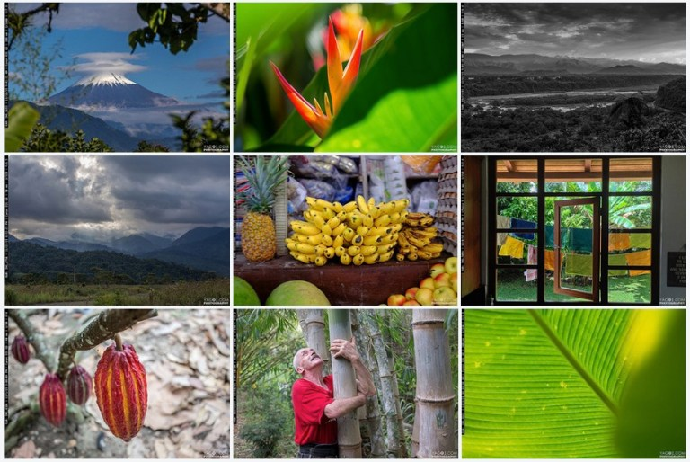 Interesting Ecuador Photography