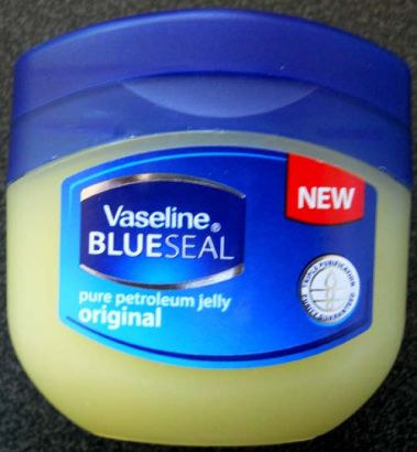 Vaseline Blue Seal Pet Jelly 50 gm Import - YAHYA TRADING CORPORATION