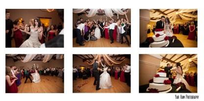 Altadena Cuntry club wedding party