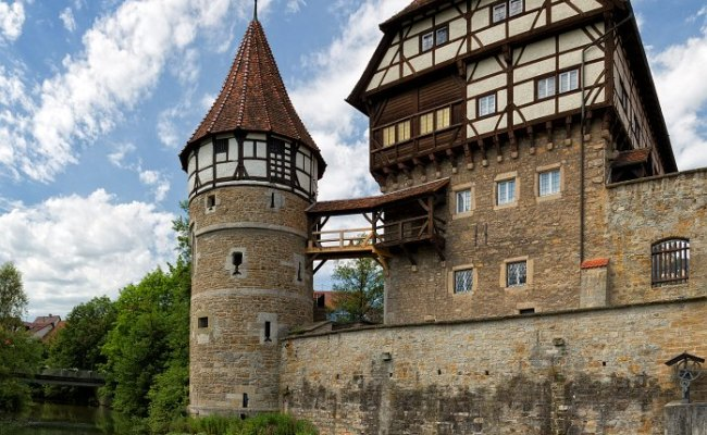 The Black Forest Germany Part Iii Zollern Castle