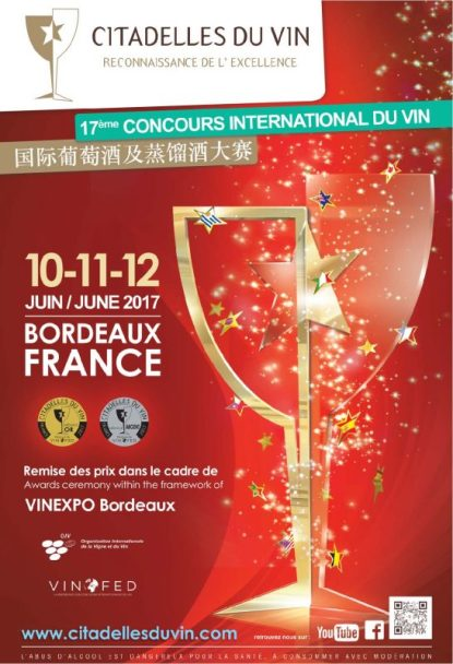 תחרות Citadelle du Vin