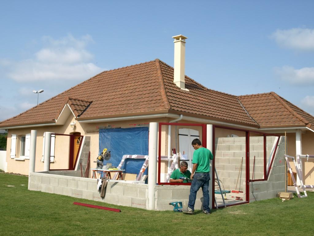 Prix pour faire construire une maison top plan intrieur - Faire construire sa maison prix ...