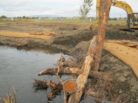 LaSalle High School Fish Habitat Improvement  Floodplain Enhancement  Yakama Nation Fisheries