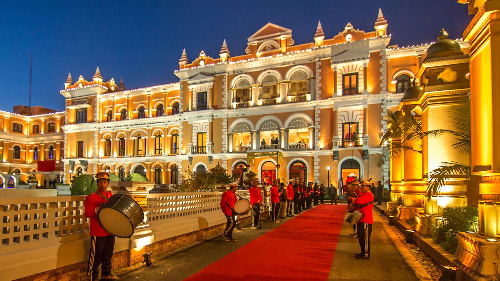 Hotel Yak  Yeti luxury 5 Star Hotel in Kathmandu Nepal