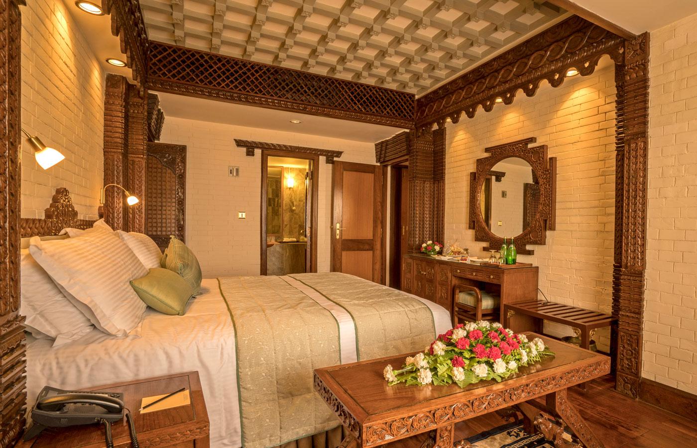 Heritage Deluxe Room  Accommodation  Hotel Yak  Yeti