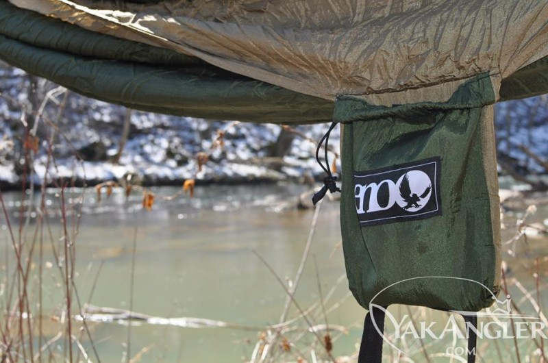 ENO Eagles Nest Outfitters OneLink Sleep System Review