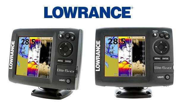 lowrance elite5 hdi review