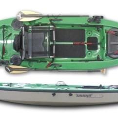 Larry Chair Kayak Lycra Covers Australia Diablo Chupacabra 10 5 Fishing Review Paddlesports