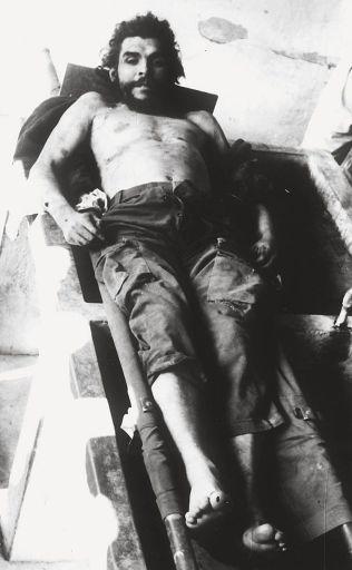 Che Guevara mort Vallegrande