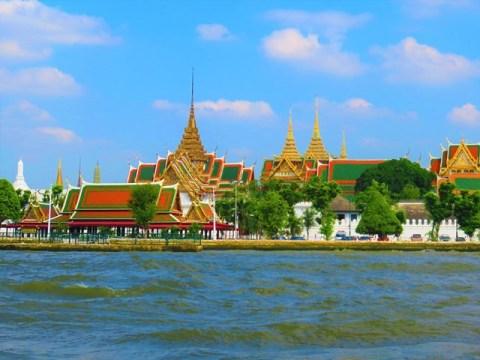 Thaïlande Bangkok Wat Phra Kaeo