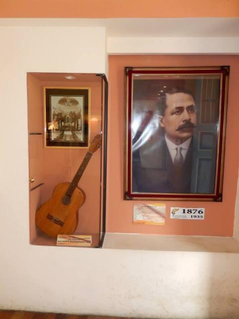 Equateur Loja Museo de la Musica