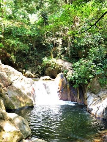 Colombie Minca cascade