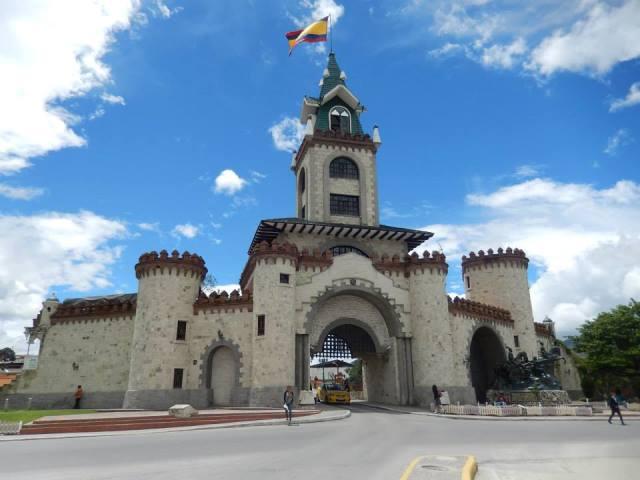 Equateur Loja Puerta de la Ciudad