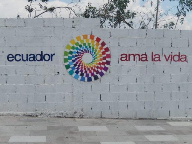 Equateur Mitad del Mundo