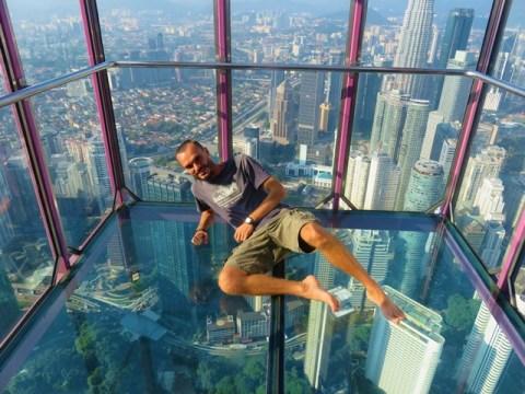 Malaisie Kuala Lumpur Menara Tower skybox