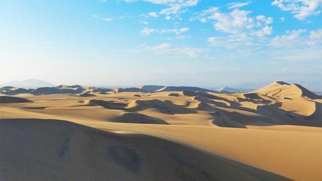 Pérou oasis huacachina dunes