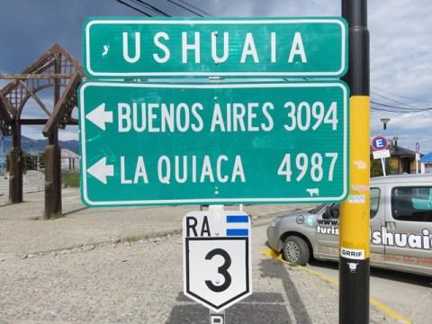 Argentine Ushuaïa