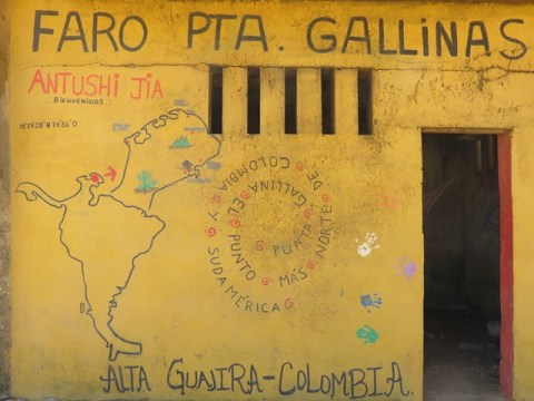 Colombie La Guajira Punta Gallinas