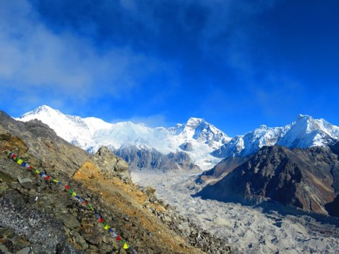 Népal Trek de l'Everest Gokyo Ri