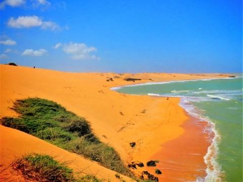 Colombie La Guajira Dunes de Taroa