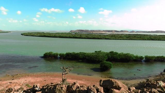 Colombie La Guajira Bahia Hondita