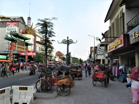 Java Yogyakarta Malioboro