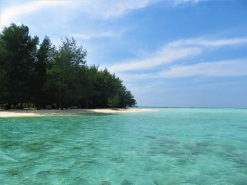 Java Karimunjawa plage