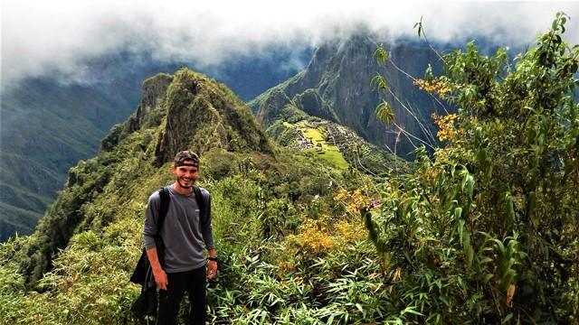Pérou Machu Picchu montagne