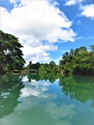 Philippines Bohol rivière Loboc