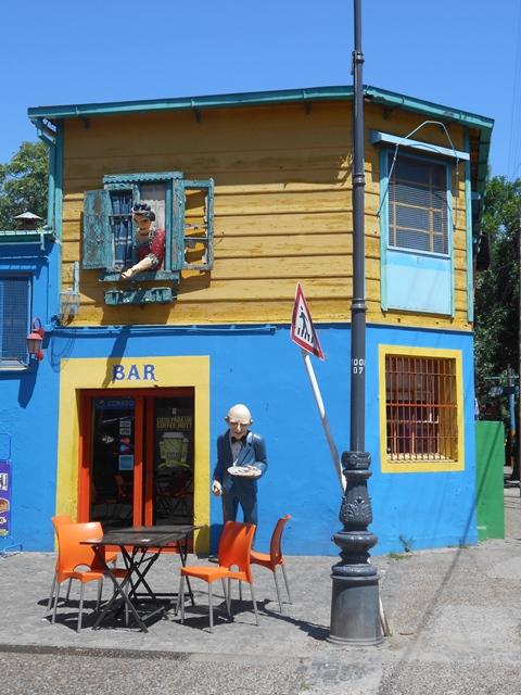 Argentine Buenos Aires Boca