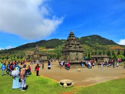 Java Plateau de Dieng Arjuna